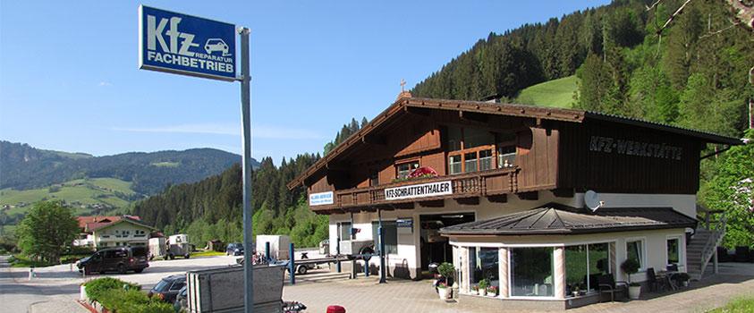 KFZ Schrattenthaler